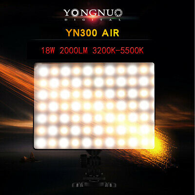 YONGNUO YN300 Air Professional Studio SMD LED Video Light for Canon Nikon Pentax