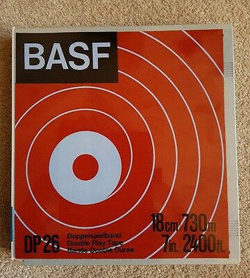 BASF DP26 Double Play Tape New Old Stock