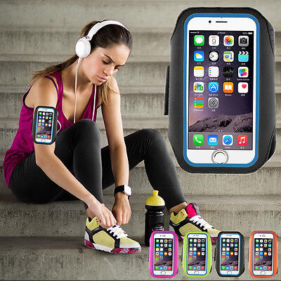 Sports Running Exercise Gym Armband Case for Apple iPhone 6 / 6s / 7 / 8 Plus
