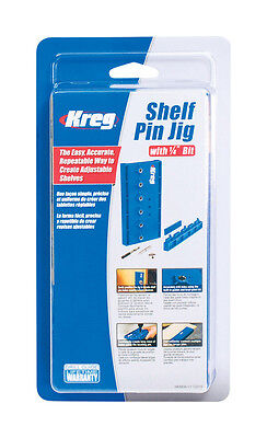 Kreg KMA3200 Drill Shelf Pin Jig