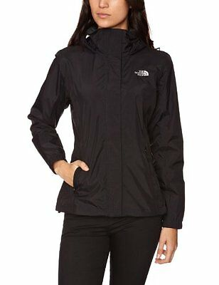 The North Face Resolve Blouson Femme Tnf Black FR : M (Taille Fabricant : M)