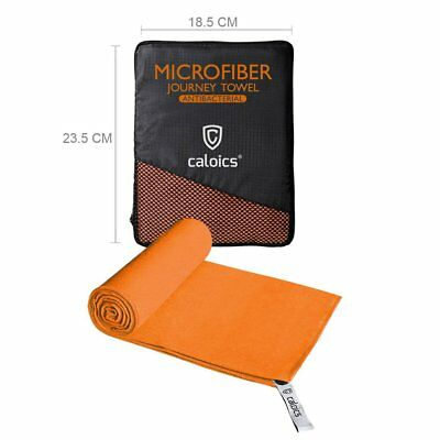 120CM Microfaser Quick Dry Handtuch Outdoor Gym Face Body Pocket Set Towel