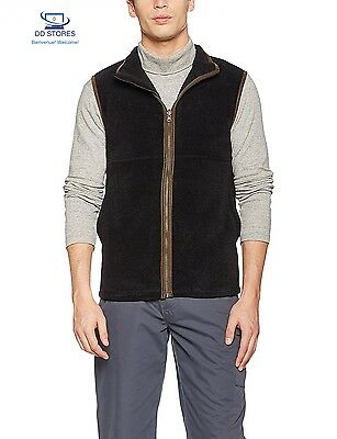 Baleno Men's Harvey Gilet sans manches en polaire
