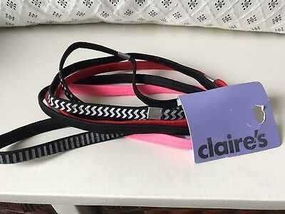 Claire's Girls Headbands / Brand New