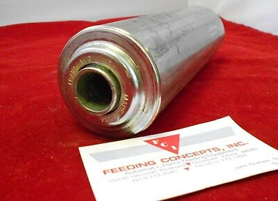 "Frantz Mfg. Conveyor Roller  2.5"" Od X 8"" Hex Shaft ! Brand New!!"