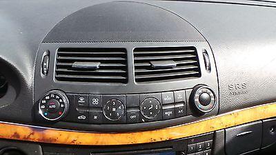 2006 Mercedes E350 Front Heater Ac Climate Control