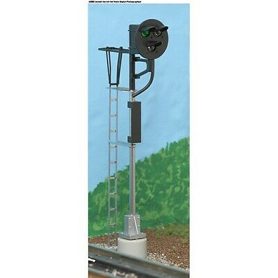 "Atlas O-21st Century Signal System - Operating 3-Rail Road Signal -- Type ""G"" Si"