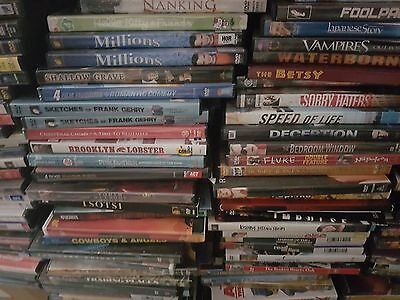 LOT of 500 RARE DVDs Family Comedy Action Sci-Fi and more $$ Great for Resell $$
