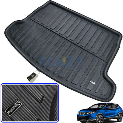 Boot Cargo Liner Rear Trunk Mat Floor Tray For Nissan Qashqai J10 J11 2007-2019