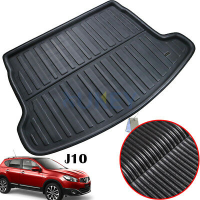 Boot Cargo Liner Floor Mat Trunk Tray For Nissan Qashqai Dualis 2007-2013 J10