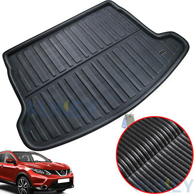 Rear Trunk Boot Liner Cargo Mat Floor Tray For Nissan J11 Qashqai 2014-2019