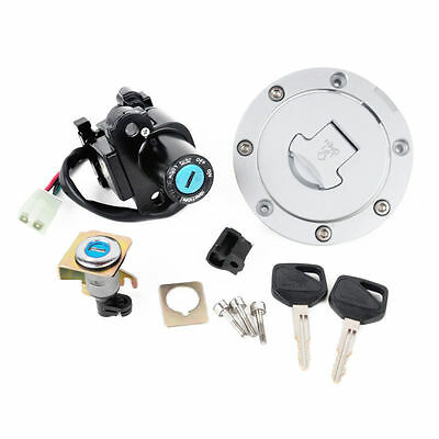 Motorcycle Ignition Switch Fuel Gas Tank Cap Lock For Honda CBR600 VFR800 ST1300