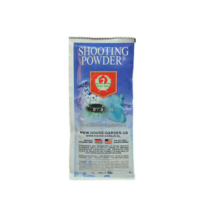 House & Garden Shooting Powder - 65gm | Bud Expander | Flowering Stimulator
