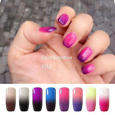 Clou Beaute Any 1 Uv Gel Polish Soak Off Nail Temperature Change Thermo Changing