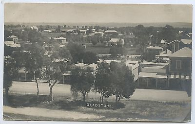 1908 Rp Pu Postcard Gladstone Sa Posted In Gladstone July 31 Vg Condition  Q14.