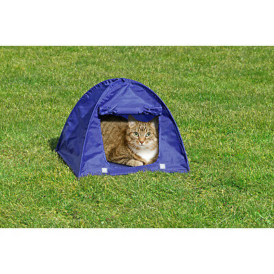 Karlie Tente de chat kitty Camp, 43 x 43 x 40 cm, NEUF