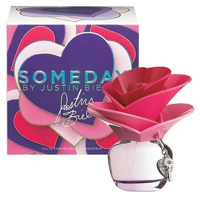 Someday 100Ml Edp Perfume Spray For Women By Justin Beiber