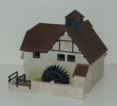 "Bachmann Scenecraft Resin ""OO"" Building - Watermill"