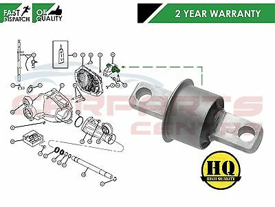 For Jeep Grand Cherokee Commander Front Differential Mounting Isolator Bush New