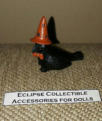 Gothic Halloween Raven 4 Your 16 Inch Fashion Dolls Nevermore!