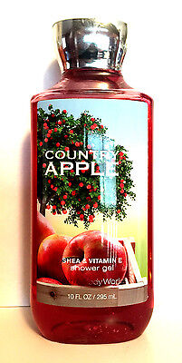 Bath and Body Works COUNTRY APPLE Shower Gel 295ml