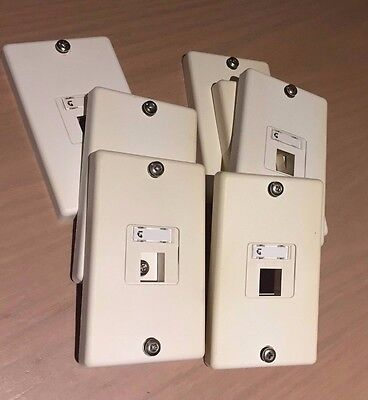 Krone Wall Mounting Telephone Socket for Telstra Optus TPG NBN For Wall Brackets