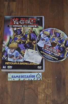 Yu-Gi-Oh / Yu Gi Oh Le Royaume Des Ombres Retour A Batailleville  Dvd Vf
