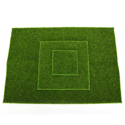 Micro landscape decor diy mini fairy garden plants of artificial decor grass LE