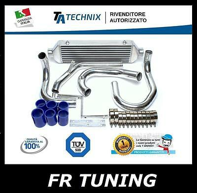 Kit Intercooler Frontale Maggiorato Ta Technix Vw Golf 4 Bora 1J Skoda 1.8T