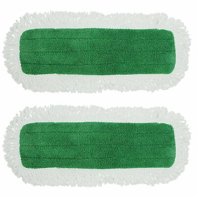 Xanitize 19 Microfiber Replacement Mop Pad Loop-end Rectangular Dry Duster, Home
