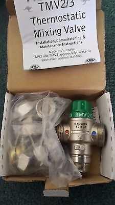 AUSIMIX 22mm Thermostatic Mixing Valves 2/3