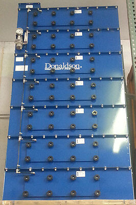 Donaldson P196160 Lithoguard Lithography CFS Carbon Filter System Filtration