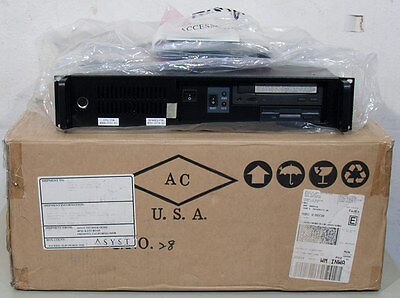 NEW ASM PN: 45-115400A23 Computer FE P4 3.00 Software-CE Asyst PN: 9701-2774-01