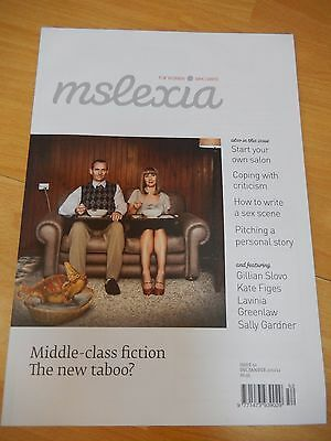 Mslexia magazine issue 52 - writing - Jan/Feb/Mar 2012 - excellent condition
