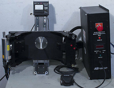 Alvord Systems ASI XF-2B Portable Vertical X-Ray Diffraction System XF-2