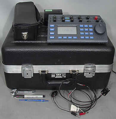 NEW FGH Instrulab Ezecal 5 Process Temperature Calibrator and Simulator
