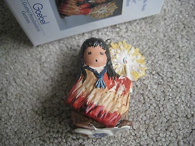 1997 NIB DeGrazia Oh Holy Night Goebel Ornament-2nd ornament ships for $1 more