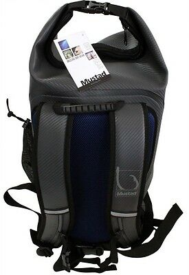 Mustad Dry Backpack 30L Grey
