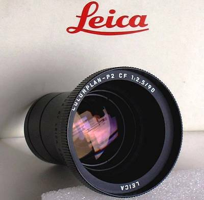 Projection lens Leica COLORPLAN-P2-CF 2,5/90mm mint TOP condition