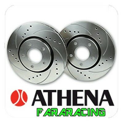 ATHENA DISCHI FRENO O-PVP264 ANT SMART 11/99 - 01/04 City - Coupé 0.8 CDI 41 Cv