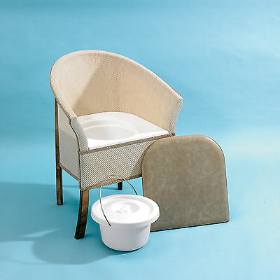 Homecraft Bedroom Commode Commode Chair Discreet Toilet 091156645
