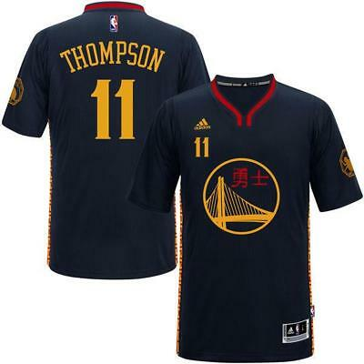 NEW Golden State Warriors Klay Thompson #11 Chinese New Year Jersey Limited
