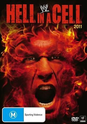 WWE - Hell In A Cell 2011 (DVD, 2011) New  Region 4