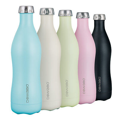 DOWABO Cocktail Collection 0,5 l Isolierflasche Thermosflasche Trinkflasche