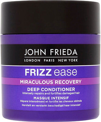150ml John Frieda Frizz Ease Miraculous Recovery Deep Conditioner NEW