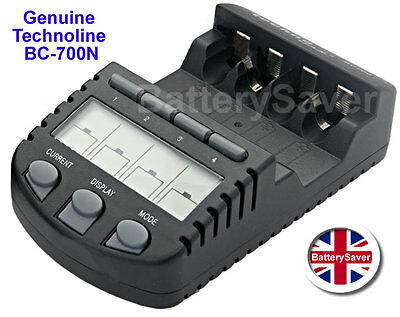 Technoline BC700-N Intelligent Battery Charger