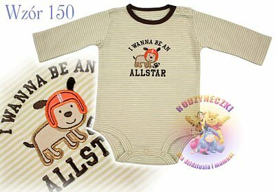 The Best for baby 100% Cotton Baby Bodysuit  6 - 24m Carters