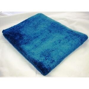 3 Pack - Mammoth Infinity Edgeless Buffing Cloth -  Super Soft Microfibre Towel