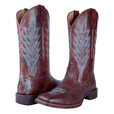 66030 Noble Outfitters Women's All Around Dakota Square Toe Western Boot NEW