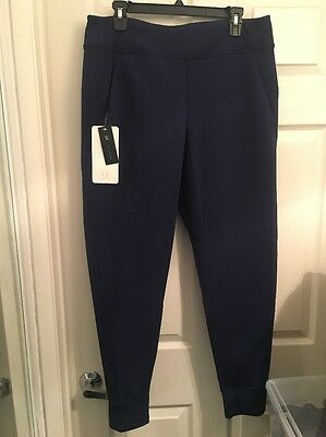 Lululemon Embrace The Space Pant NWT Sz 12 HOBE Hero Blue Spacer Relaxed